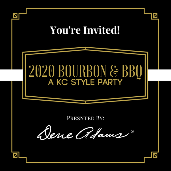 Bourbon & BBQ A KC Style Party 2020 (POSTPONED)