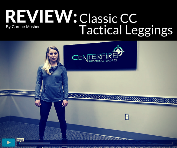 Review on the Classic Concealed Carry Tactical Leggings