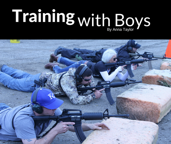 Training with Boys