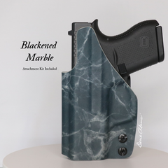 Blackened Marble