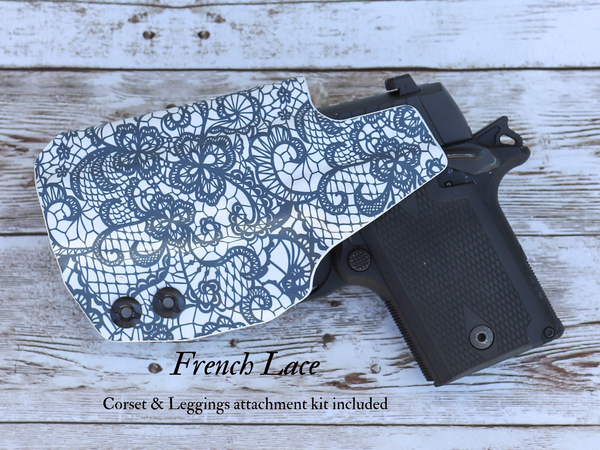 French Lace Trigger Guard & IWB