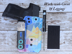 Geometric Bouquet Trigger Guard & IWB