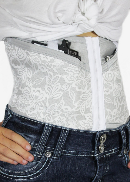 Opal Concealed Carry Corset Holster