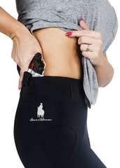 Capri - Concealed Carry Leggings