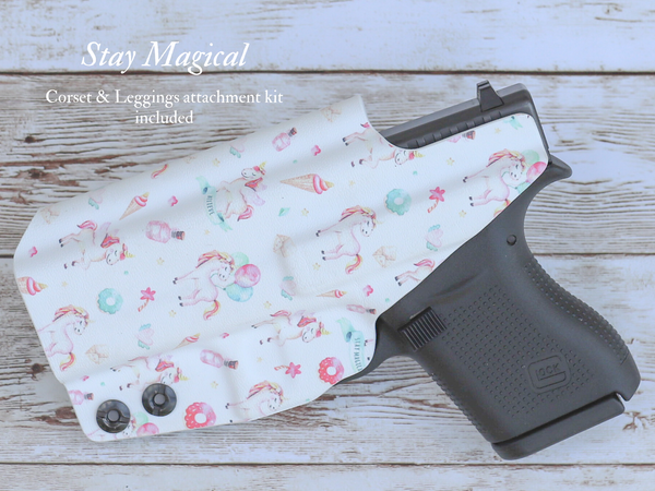 Stay Magical Trigger Guard & IWB