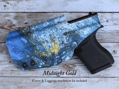 Midnight Gold Trigger Guard & IWB