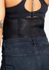 LITE Concealed Carry Corset- Black