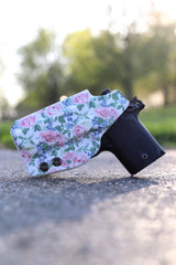 Light Spring Floral Trigger Guard & IWB