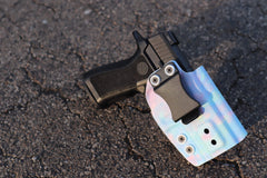 Cotton Candy Trigger Guard & IWB