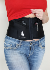 LITE Concealed Carry Corset - Natural