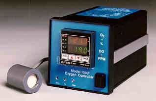 01-1600-CONT420 Model 1600 Oxygen Controller w/4-20mA Output