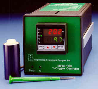 01-1630-Control Model 1630 Oxygen Controller