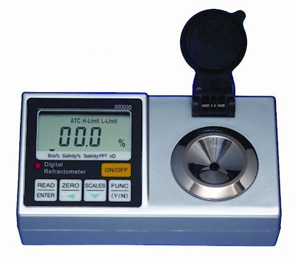 Laboratory Digital Salinity Refractometer 300035 - RWC Testing & Lab Supplies