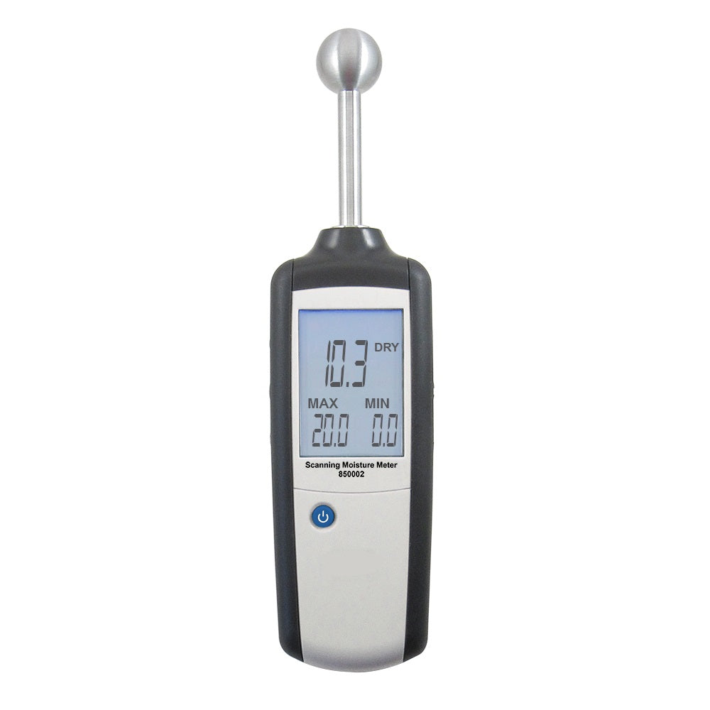 Scanning Moisture Meter 850002 - RWC Testing & Lab Supplies