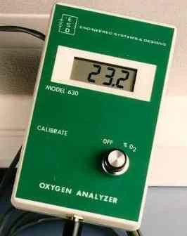 Atmospheric Oxygen Meter