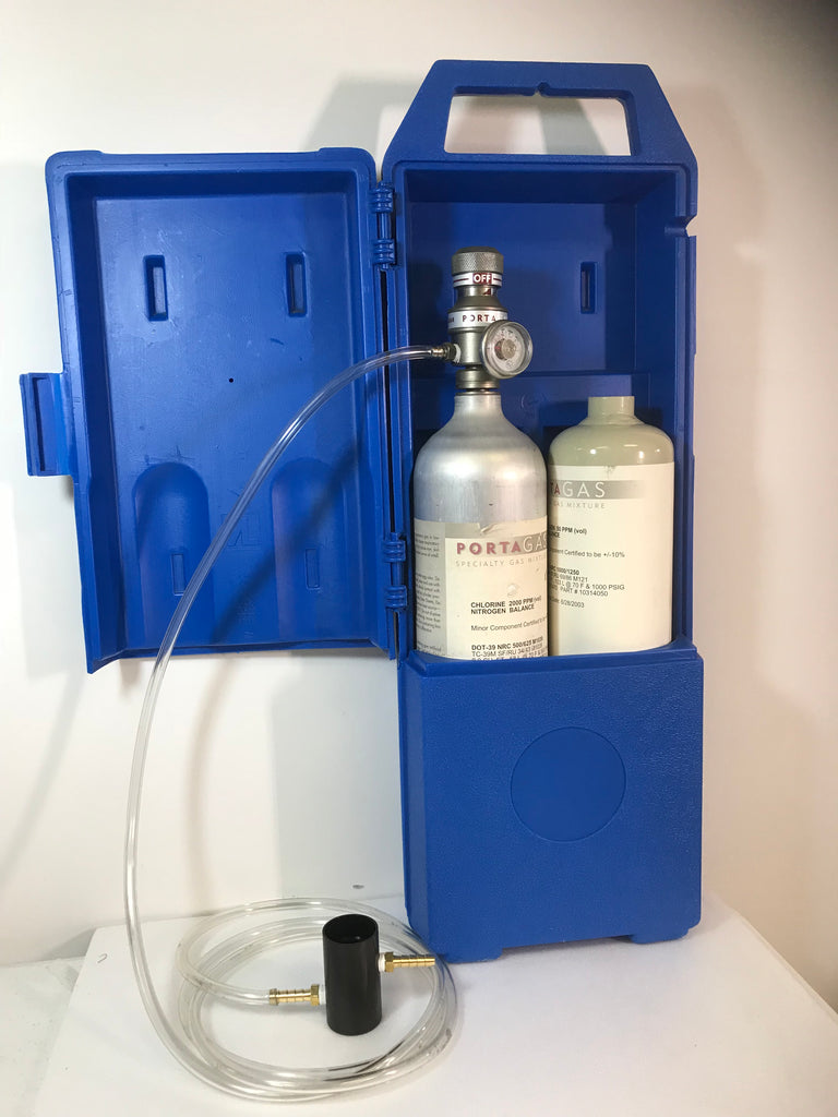Gas Calibration Mixture Kit