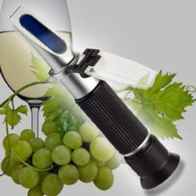 Wine Sugar Brix Refractometer