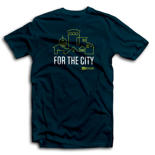 For the City T-shirt
