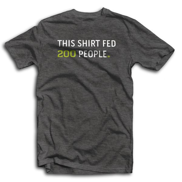 This Shirt Fed 200 T-shirt