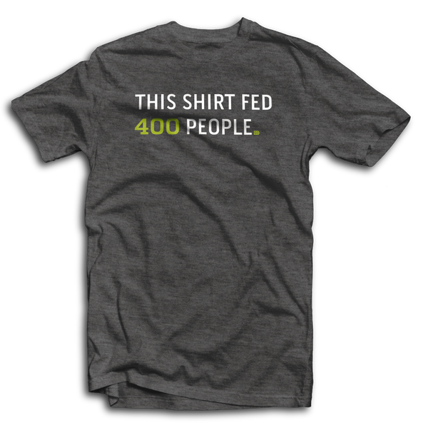 This Shirt Fed 400 T-shirt