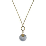 Italian 100 Lire Coin Necklace