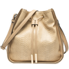 Olivia Bucket Bag - Taupe