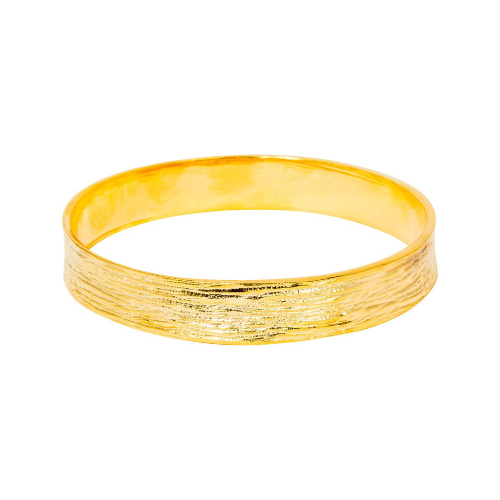 Gold Plated Stacking Bangles