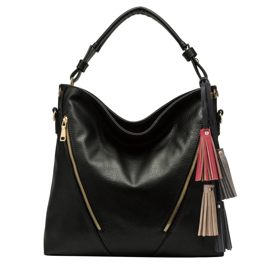 Sadie Satchel - Black