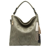Sadie Satchel - Gray