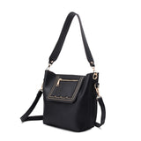 Adelise Shoulder Bag (Black)