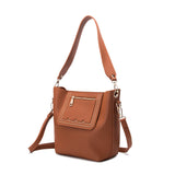 Adelise Shoulder Bag (Tan)