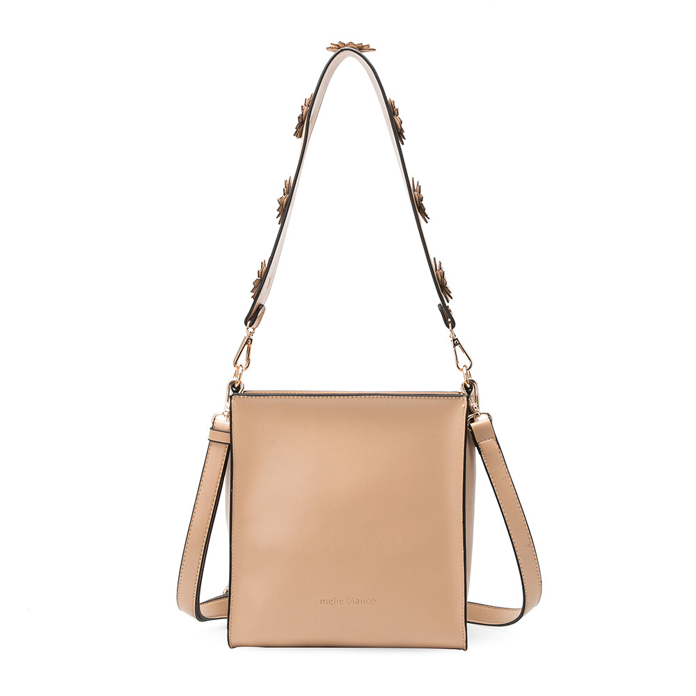 Austen Shoulder Bag - Nude