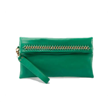 Allegra Clutch - Lagoon