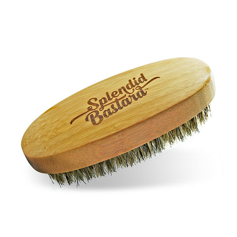 Beard Brush (Bamboo)