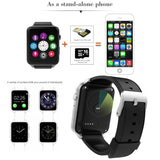 BX Smart Watch with Heart Rate Monitor