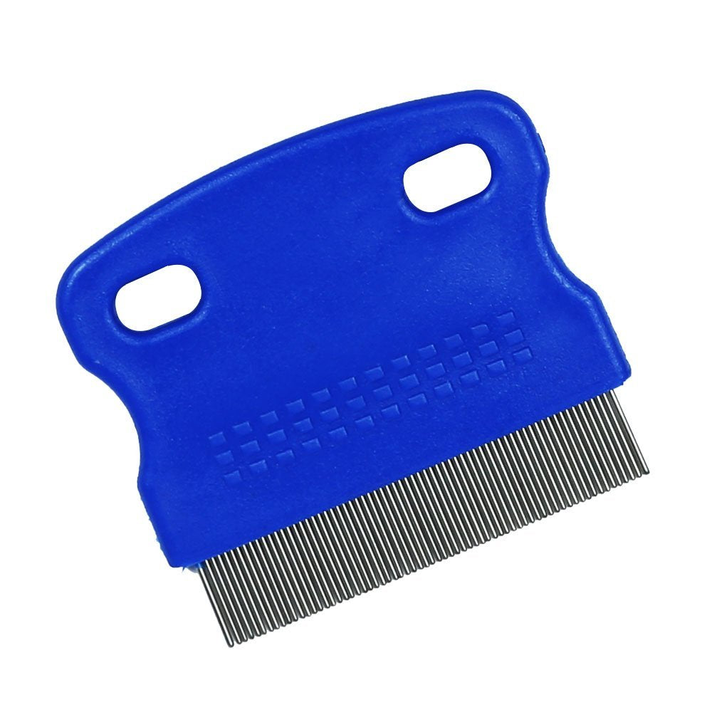 Pet Booty Pet Lice & Flea Comb Brush