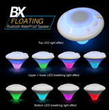 BX Floating Water Proof Wireless Speaker
