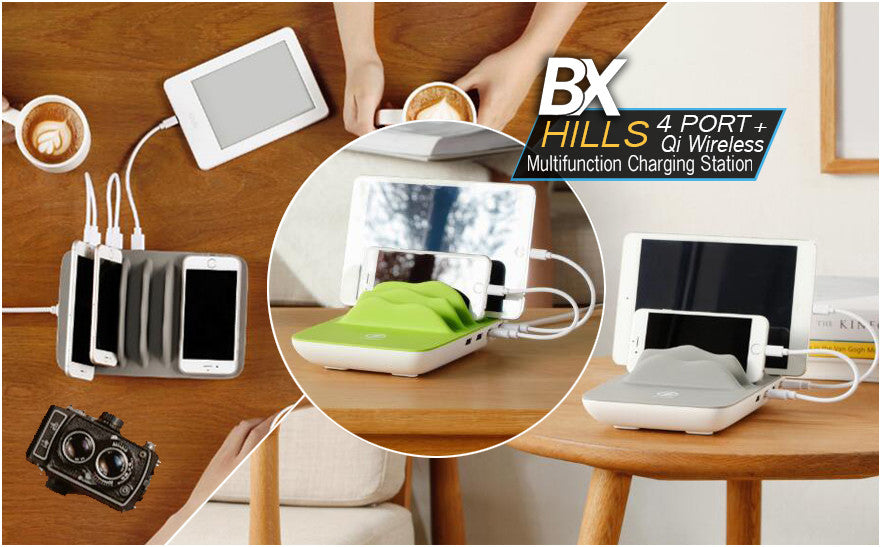 BX The Hills Charging Station