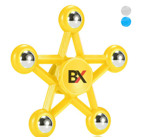 BX STAR FIDGET ABS SPINNER DEVELOPMENT TOY