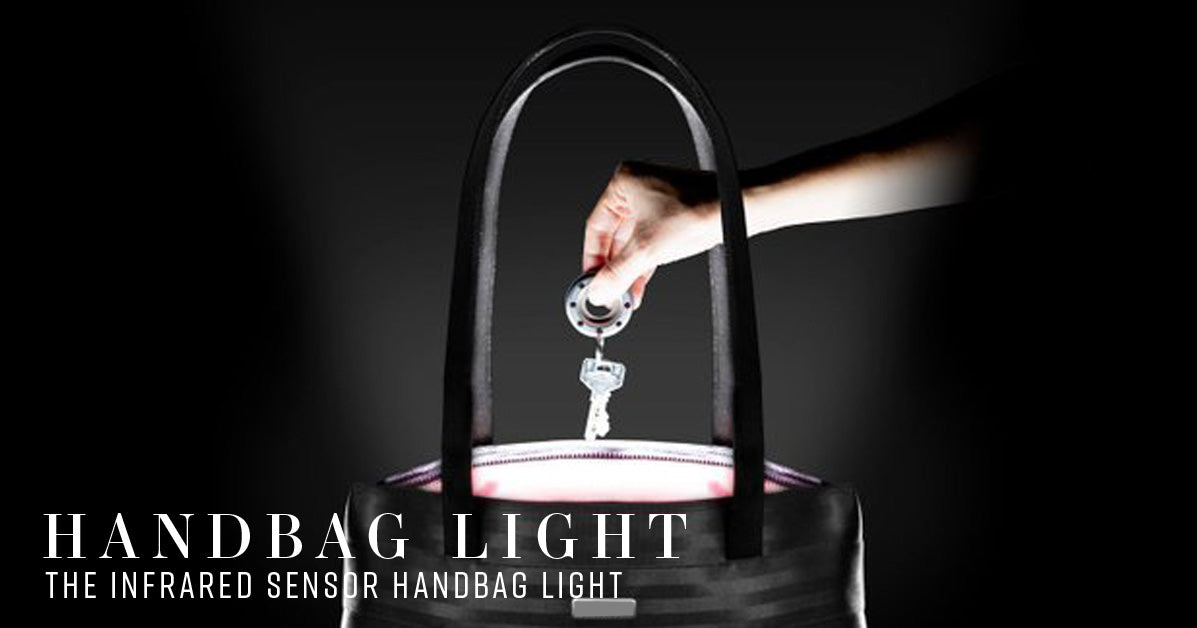 Bag Light with Automatic Sensor