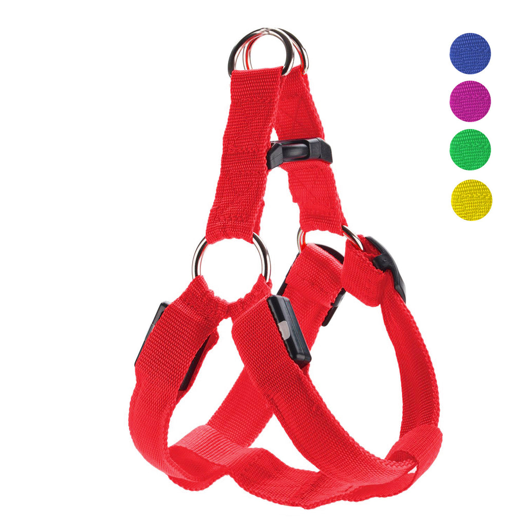 Pet Booty DE LUX LED Pet Safety Harness