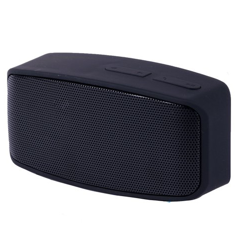 BX Mini Bluetooth Portable Speaker w/ Built in Mic and FM Radio Transmitter