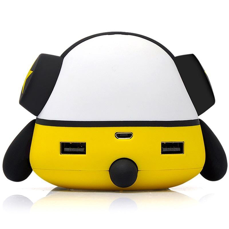 BX Panda Power Bank 7,500 mAh