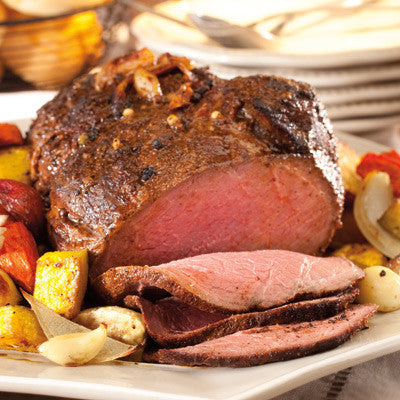 Sirloin Tip Roast - Family Friendly Farms Grass Fed and Pasture Raised Meats