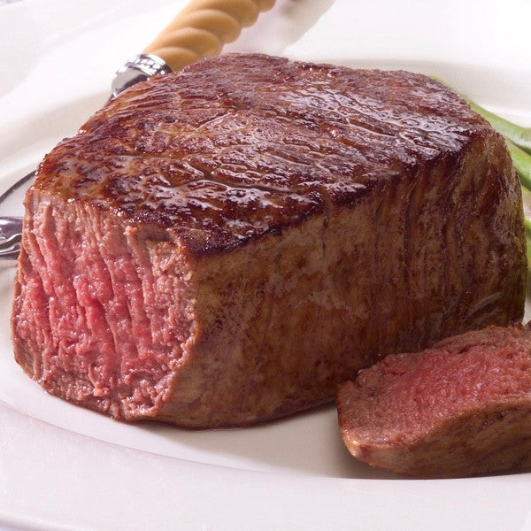 Filet Mignon Steak (1.0 lbs) - Family Friendly Farms Grass Fed and Pasture Raised Meats