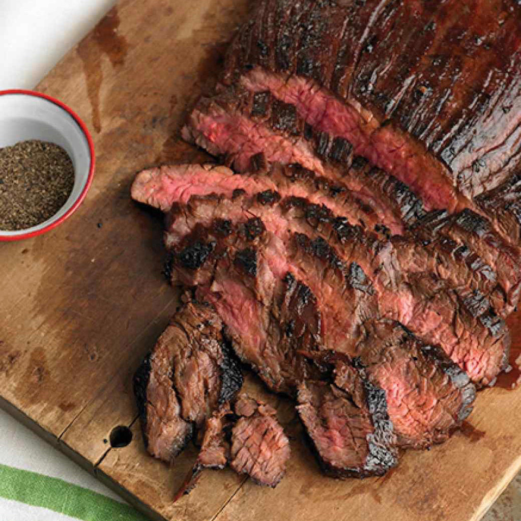Flank Steak (1.9 lbs) - Family Friendly Farms Grass Fed and Pasture Raised Meats