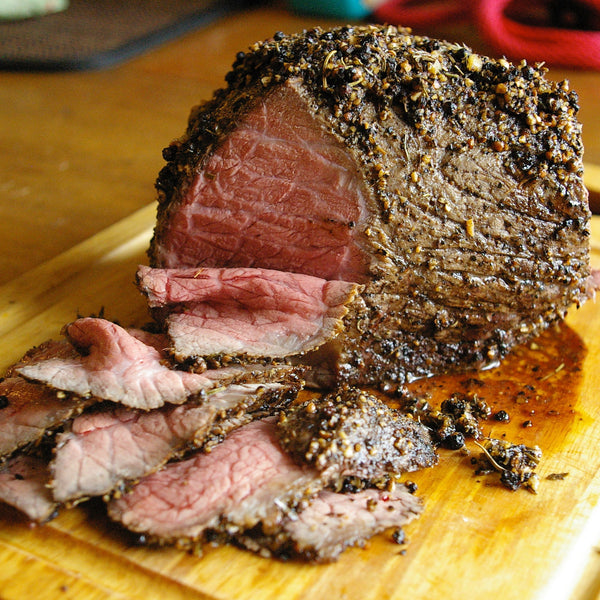 Rump Roast (3.3 lbs) - Family Friendly Farms Grass Fed and Pasture Raised Meats