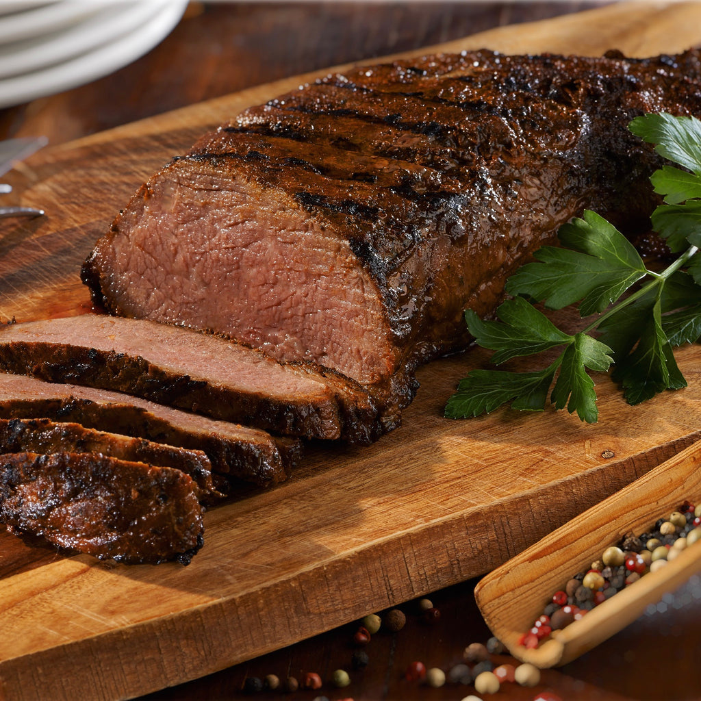 Tri-Tip (3.3 lbs) - Family Friendly Farms Grass Fed and Pasture Raised Meats