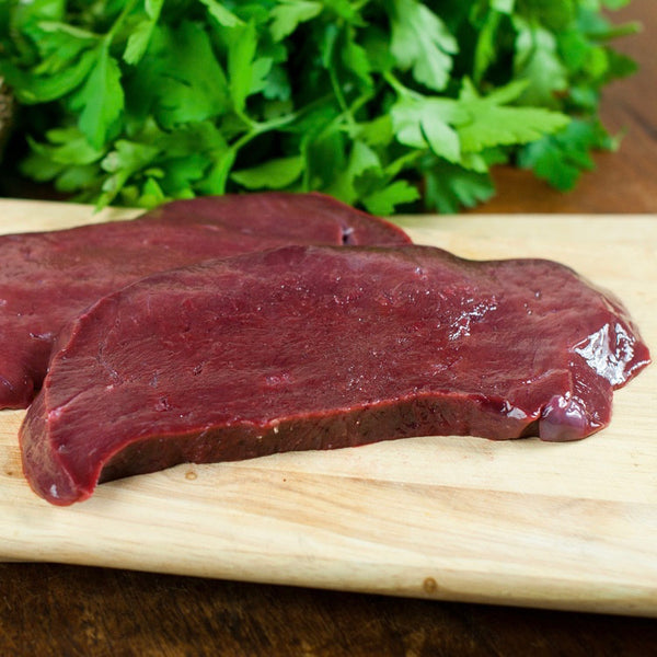 Lamb Liver - Family Friendly Farms Grass Fed and Pasture Raised Meats