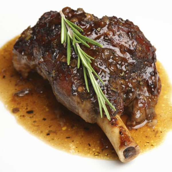 Lamb Shank - Family Friendly Farms Grass Fed and Pasture Raised Meats